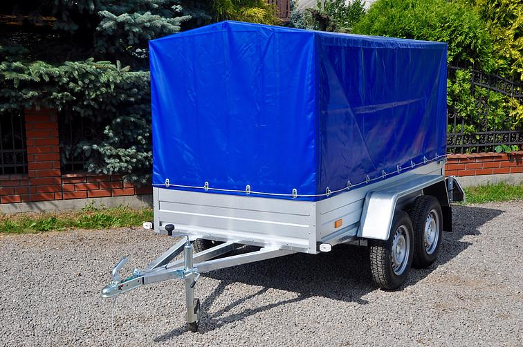 Przyczepki samochodowe do 750 kg używane - dlaczego nie warto ich kupować ?